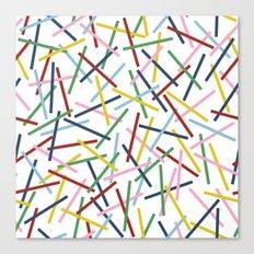 Kerplunk 15 Canvas Print