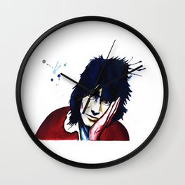 Ronnie  Wall Clock
