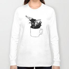 Mondays amirite? Long Sleeve T-shirt