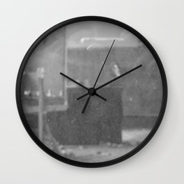 Same old doors... Wall Clock
