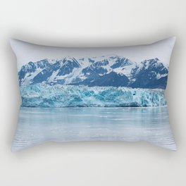 Hubbard Glacier Rectangular Pillow
