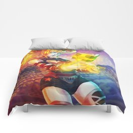 Vagenda Commission #2 (Monori Rogue) Comforters