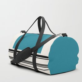 Code Teal Duffle Bag