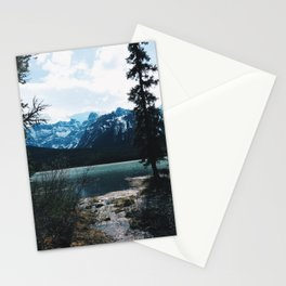 Mountains scene -Banff Stationery Cards