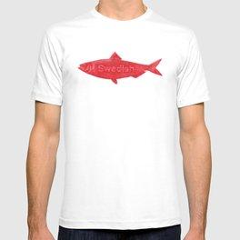 Swedish Fish T-shirt