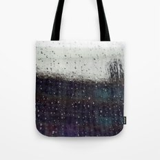 wet  Tote Bag