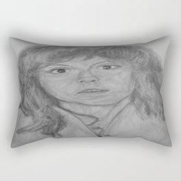 Nightbird Rectangular Pillow