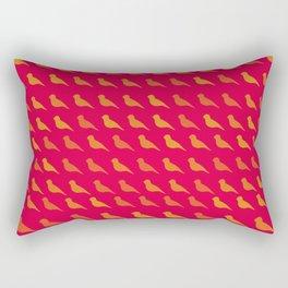 Bird Pop Series Rectangular Pillow