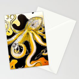Octopus Ink Stationery Cards