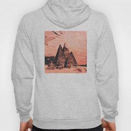 pyramid egypt monumental Hoody