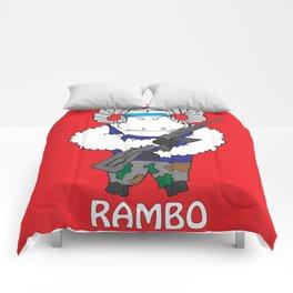Rambo  Comforters