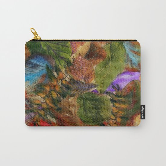 Autumn Leaf Fall 2 Carry-All Pouch