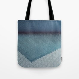 Blue cover Tote Bag