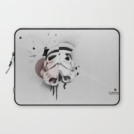 Stormtrooper: Based on a true story Laptop Sleeve