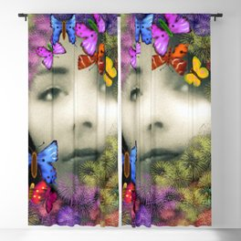 Flower girl Blackout Curtain