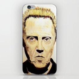 Christopher Walken iPhone Skin