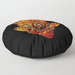 Barong Bali Floor Pillow