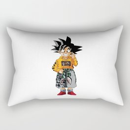 Goku Bape Rectangular Pillow