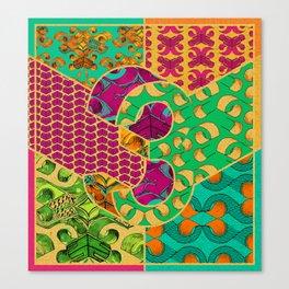 Tile 3 Canvas Print