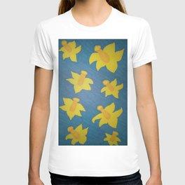 Pop Art Daffodils T-shirt