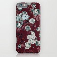 MIDNIGHT GARDEN II iPhone 6 Slim Case