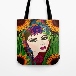 DAY OF THE DEAD 2 Tote Bag