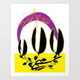 messa Art Print