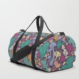 Delicious Autumn botanical poison Duffle Bag
