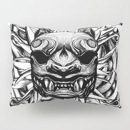 Japanese Tiger Pillow Sham