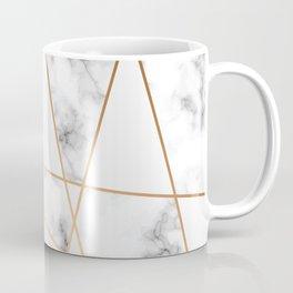 Marble Geometry 054 Coffee Mug