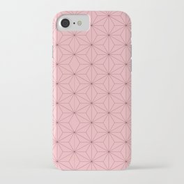 Nezuko Pattern iPhone Case