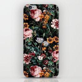 Midnight Garden III iPhone Skin