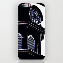 Clock Tower 818 iPhone Skin