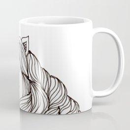MAGICAL UNICORN, NURSERY, FANTASY ART Coffee Mug