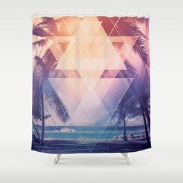Summer Vibes Shower Curtain