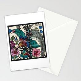"""Bird of Paradise"" by Margaret Preston Stationery Cards"