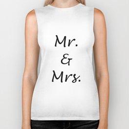 MR. & MRS. Biker Tank