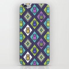 Scarabs Quilt iPhone Skin