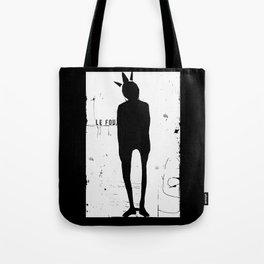 « le fou » Tote Bag