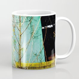 Nature finds the way inside... and outside... Coffee Mug
