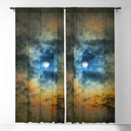 Rainbow Sun Blackout Curtain