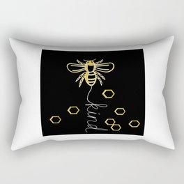 Bee Kind II Rectangular Pillow
