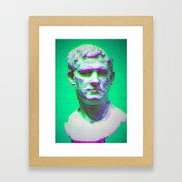 Marcus Vipsanius Agrippa Framed Art Print