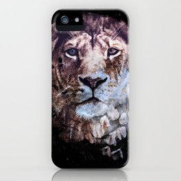 Heterochromia Iridum iPhone Case