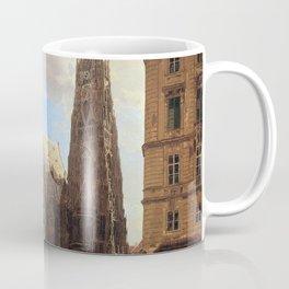Rudolf von Alt St. Stephen's Cathedral in Vienna Coffee Mug