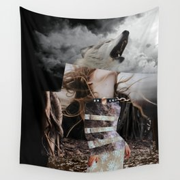 Wolf Alice Wall Tapestry