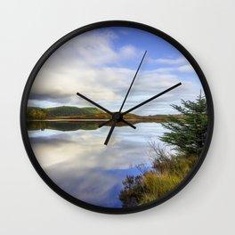 Llyn Goddiondu Wall Clock
