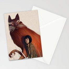 Bakeneko Stationery Cards