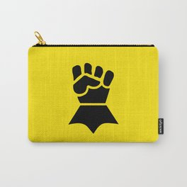 Warhammer 40k Imperial Fists Minimalist Print Carry-All Pouch