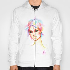 Rainbow Girl Hoody